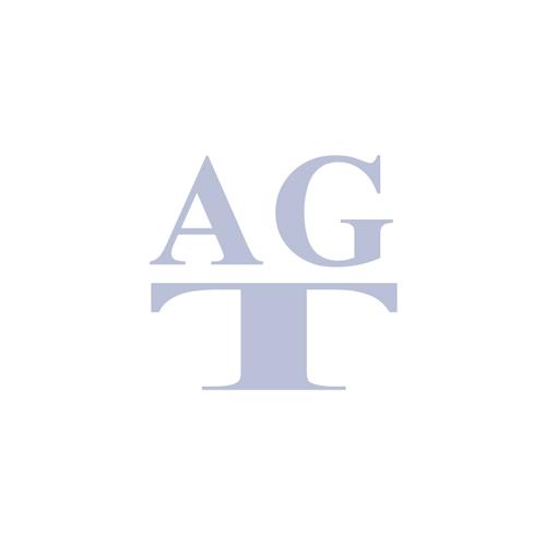 AGT Zertifikat-Grafik Hintergrund