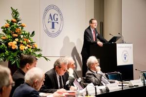 6. Testamentsvollstreckertag der AGT e.V. (Arbeitsgemeinschaft Testamentsvollstreckung und Vermoegenssorge e.V.) im Wissenschaftszentrum Bonn am 29.11.2012