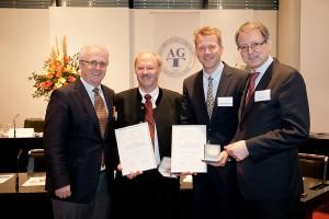 AGT-Wissenschaftspreisverleihung