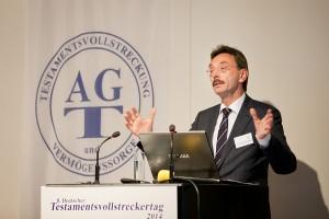 Vortrag in Bonn für Testamentsvollstrecker