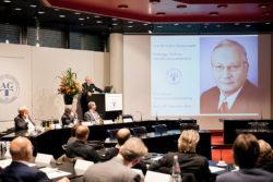 Preisträger des AGT-Wissenschaftspreises 2015, Prof. Dr. Walter Zimmermann
