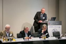 Vortrag des Vorstandsmitgliedes der AGT
