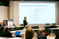 Auswertung der AGT-Mitgliederbefragung