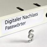 Passwörter als Digitaler Nachlass