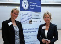 Organisatorinnen der AGT-Tagung