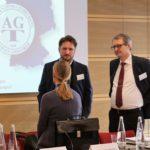 Thema der Veranstaltung: der digitale Nachlass