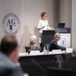 Frau Prof. Uffmann referiert für Testamentsvollstrecker