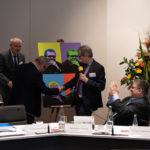 1. Ehrenmitglied der AGT wird StB Löcherbach