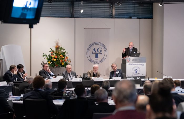 Glückwunsch für den Erfolg der AGT e.V.