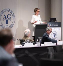 Referentin auf der AGT-Jahresfachtagung