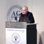 Rechtsanwalt M. Rudolf als AGT-Preisträger