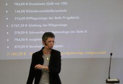 Vortrag zum Thema Behindertentestament und Sozialrecht