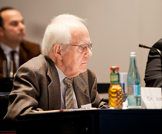 Herr Dr. Johannes Riepen, 2014