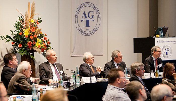AGT-Vorstand 2014